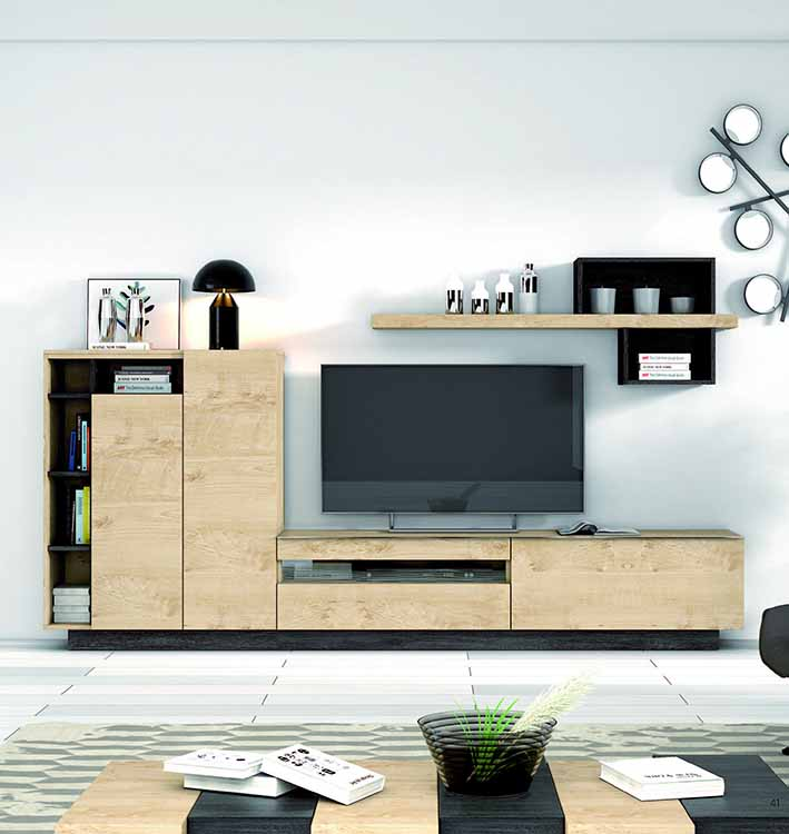 Muebles salon diseno moderno 20170805211658 for Muebles modulares salon modernos