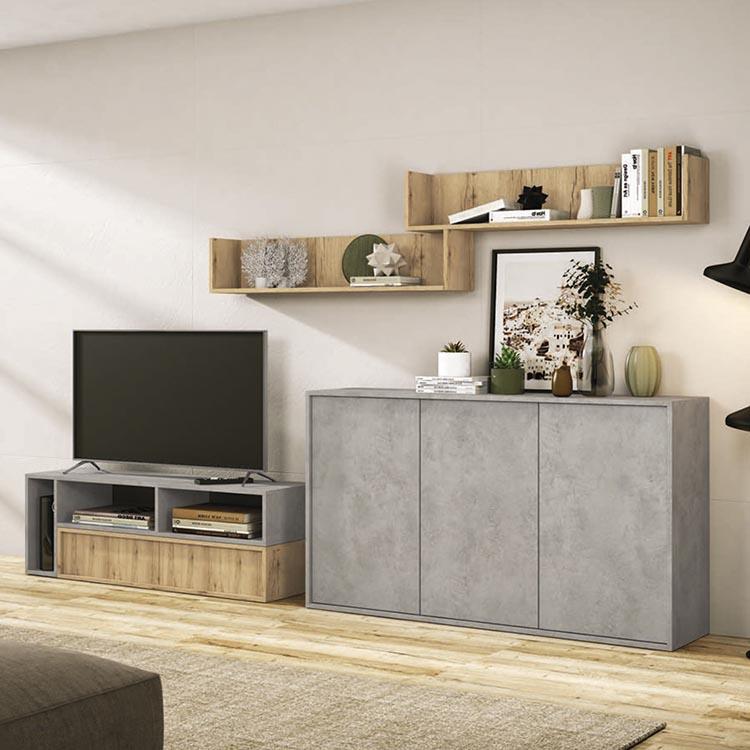Mueble estilo colonial - Salones estilo colonial ...