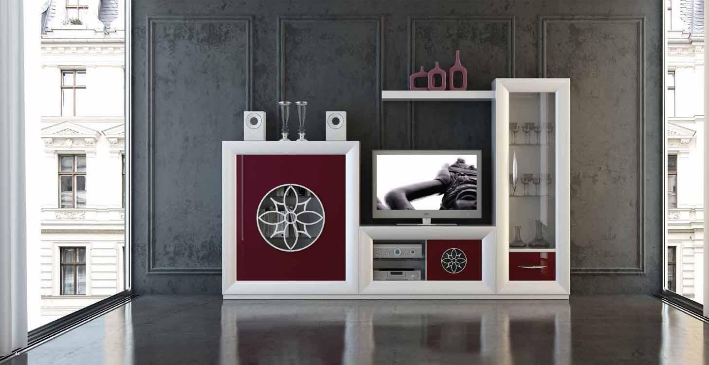 Modulares con encanto for Catalogo de muebles de salon clasicos