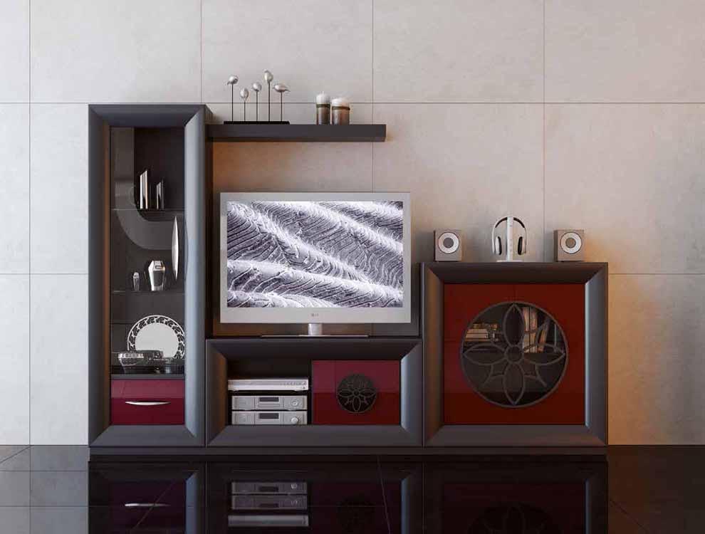 foto de saln diseo with muebles salon diseo baratos