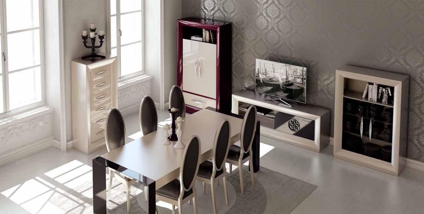 Aparadores vanguardistas for Muebles de comedor modulares