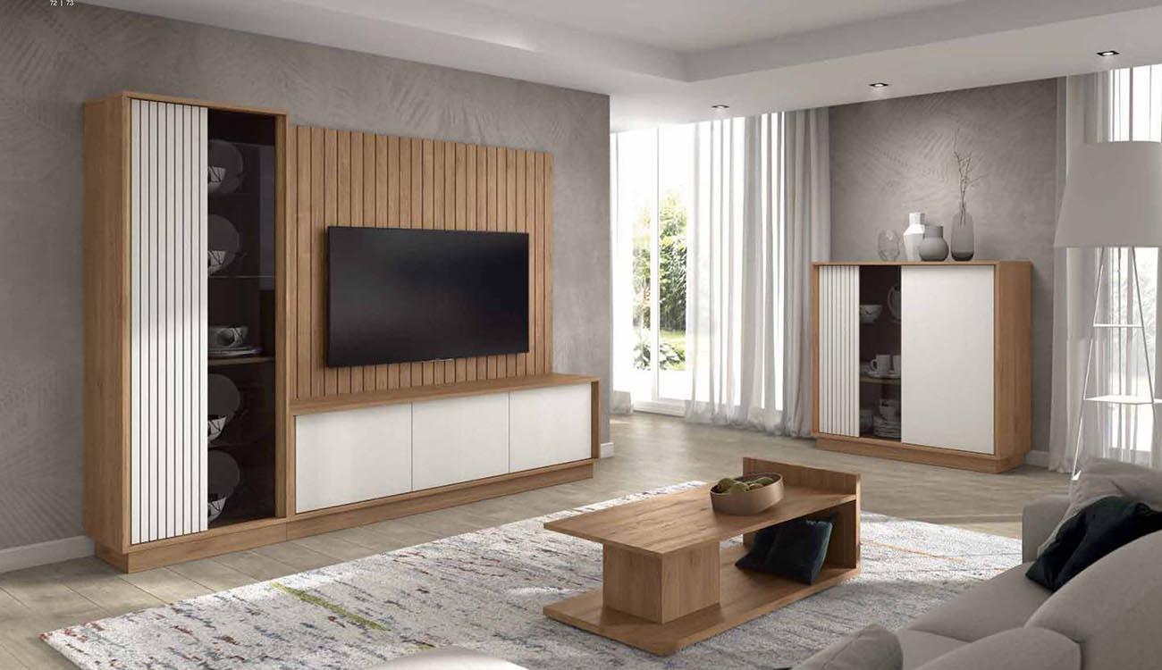 Muebles Muñoz  Modelo Código 1425  Catálogo 6  Salones Modernos
