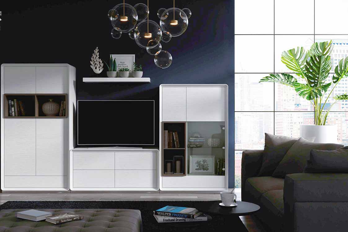 Muebles de sal n cl sicos for Modernizar salon muebles clasicos