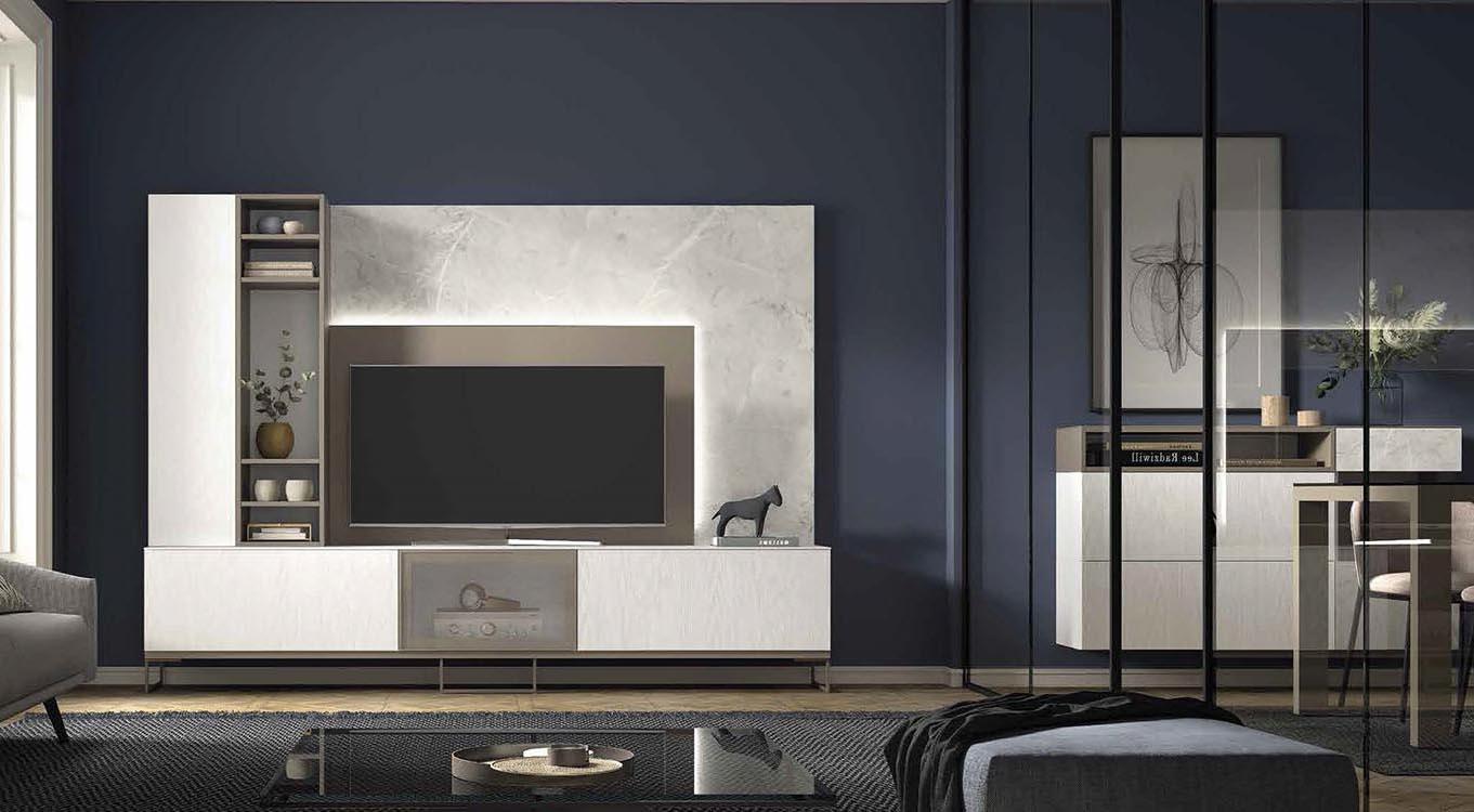 Mesas de muebles modernos - Muebles de escayola modernos ...