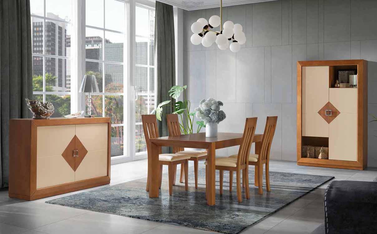 Salones con encanto for Muebles kibuc salones