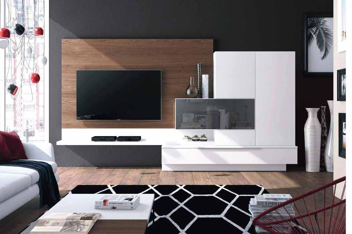 Muebles para televisor for Muebles para colocar televisor