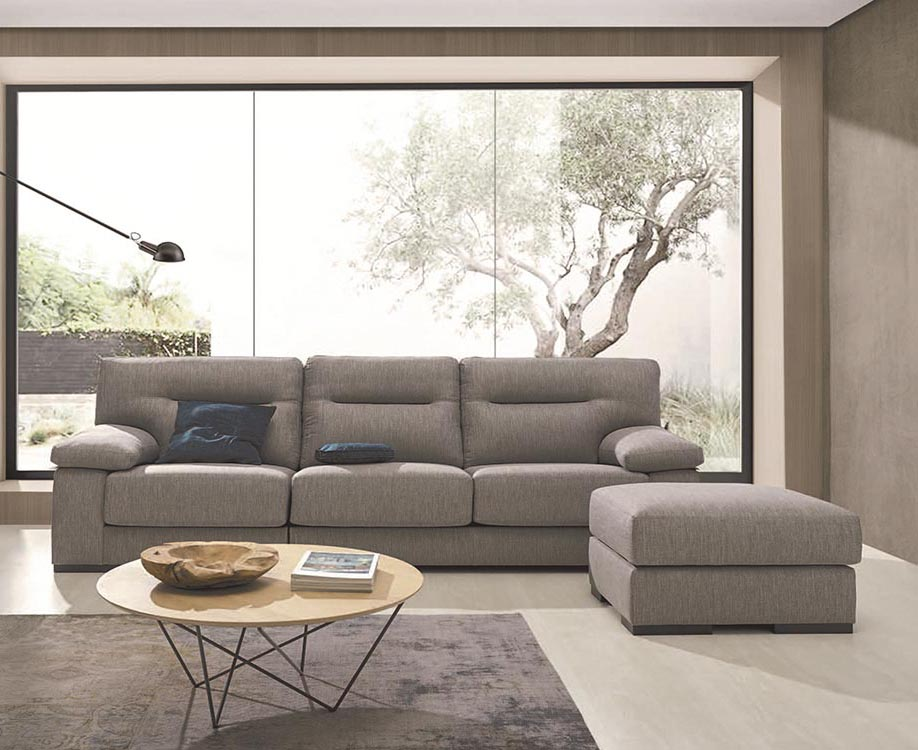 Sof chaise longue medidas for Chaise longue medidas