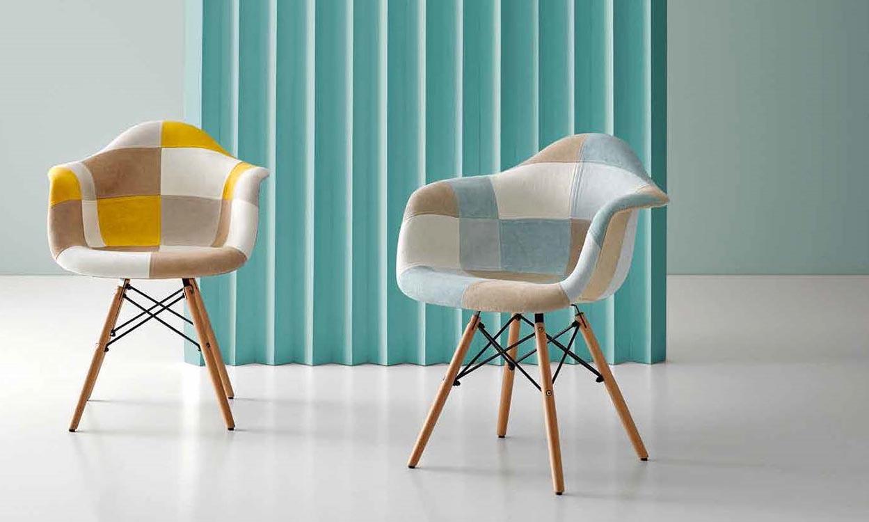 sillas r sticas bonitas