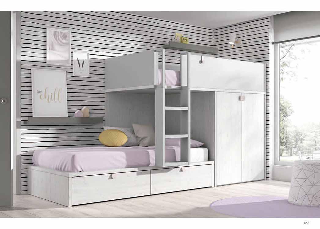 http://www.munozmuebles.net/nueva/catalogo/juveniles-macizos.html - Fotografía con  muebles con entrega en casa