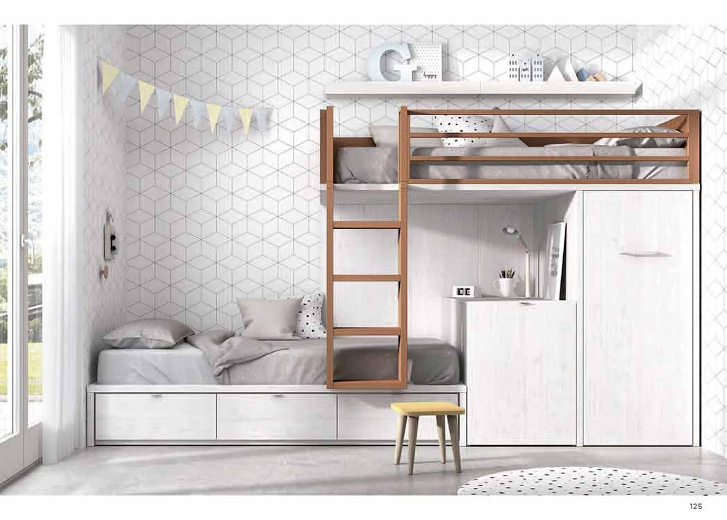 http://www.munozmuebles.net/nueva/catalogo/juveniles-macizos.html - Fotos con  muebles de color morado