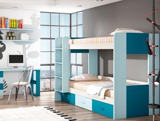 Muebles juveniles modulares for Muebles en navalcarnero