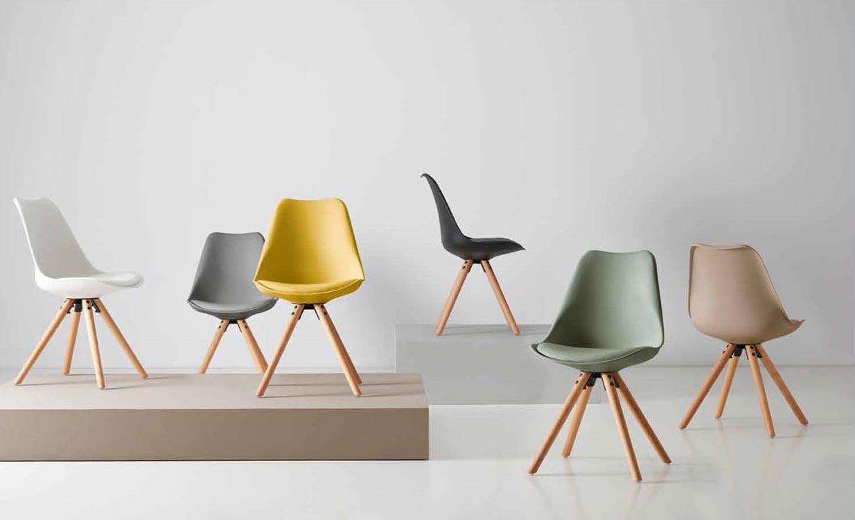 Para ver sillas de comedor de última moda entra al catálogo, aquí